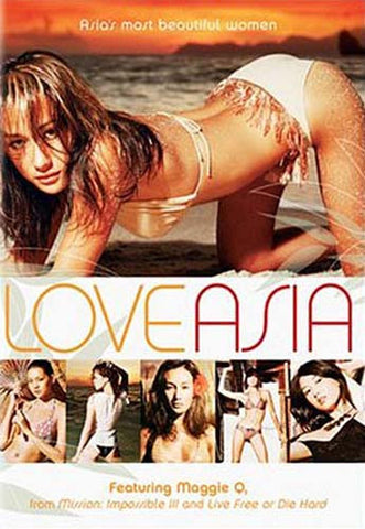 Love Asia DVD Movie