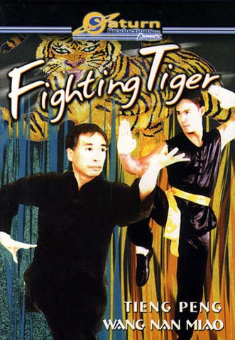 Fighting Tiger DVD Movie