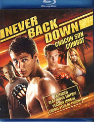 Never Back Down (Extended Beat Down Edition) (Blu-ray)