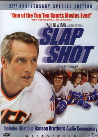 Slap Shot (Widescreen) (25th Anniversary Special Edition) DVD Movie