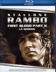 Rambo - First Blood Part II (Bilingual) (Blu-ray) (USED)