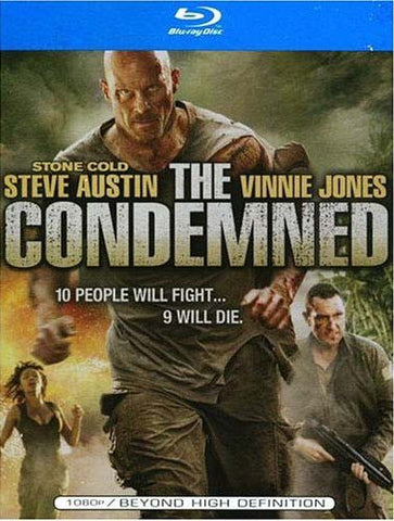 The Condemned (Blu-ray) BLU-RAY Movie