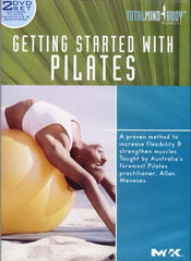 Getting Started With Pilates/Pilates Principles and Beginners (Boxset)