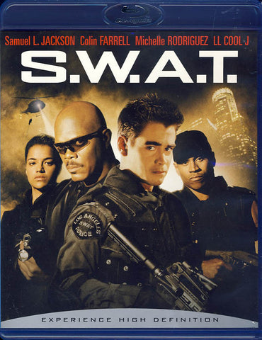 S.W.A.T. (Blu-ray) BLU-RAY Movie