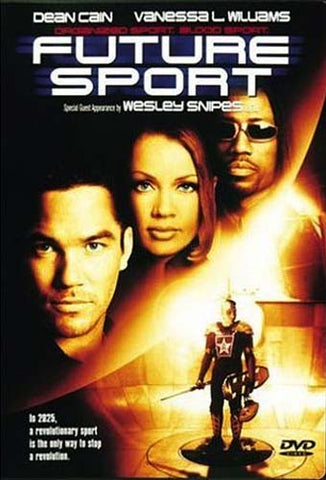 Future Sport DVD Movie