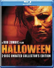 Halloween - (Two Disc Unrated Collector's Edition) (Blu-ray)