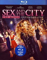 Sex and the City - The Movie - Extended Cut (Blu-ray)