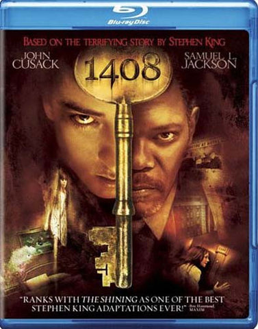1408(Blu-ray) (USED) BLU-RAY Movie