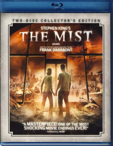 The Mist (Two-Disc Collector s Edition) (Blu-ray) (Bilingual) BLU-RAY Movie