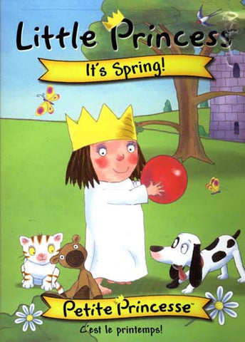 Little Princess - It s Spring! (Bilingual) DVD Movie