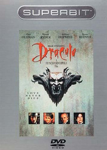 Bram Stoker's Dracula (Superbit Collection) DVD Movie