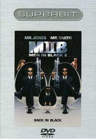 Men in Black II (Superbit Collection) DVD Movie