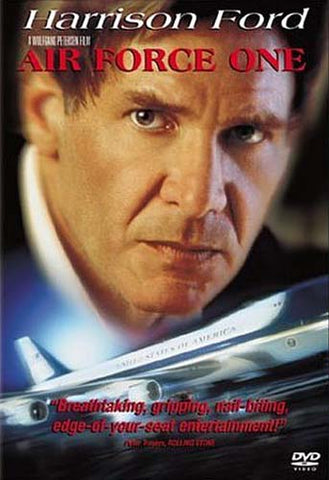 Air Force One (Fullscreen) (Bilingual) DVD Movie