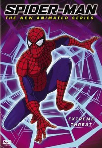 Spider-Man - The New Animated Series - Extreme Threat - Vol.4 DVD Movie