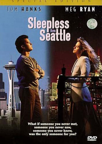 Sleepless in Seattle (Special Edition) DVD Movie