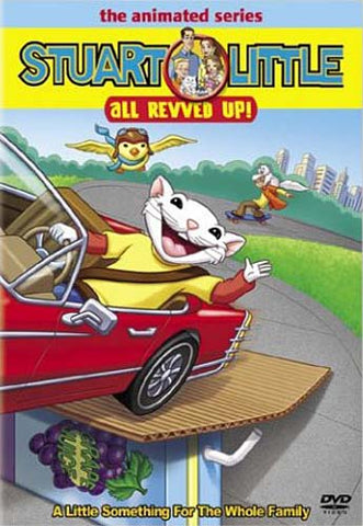 Stuart Little - All Revved Up (The Animated Series) DVD Movie