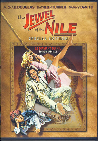 The Jewel of the Nile (Special Edition) (Le Diamant Du Nile) DVD Movie