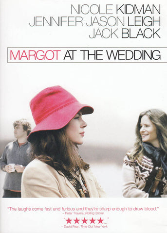 Margot at the Wedding DVD Movie