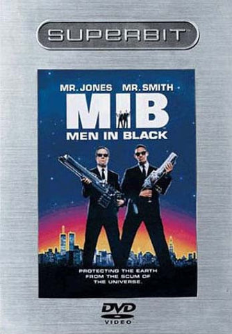Men in Black (Superbit Collection) DVD Movie