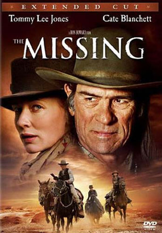 The Missing (Extended Cut) DVD Movie