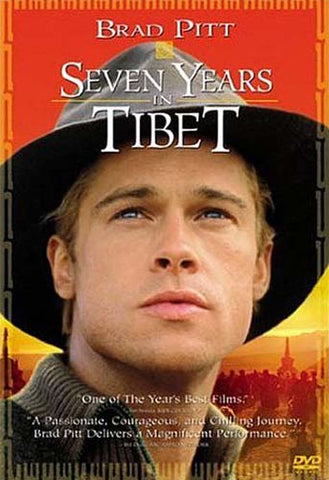 Seven Years In Tibet DVD Movie