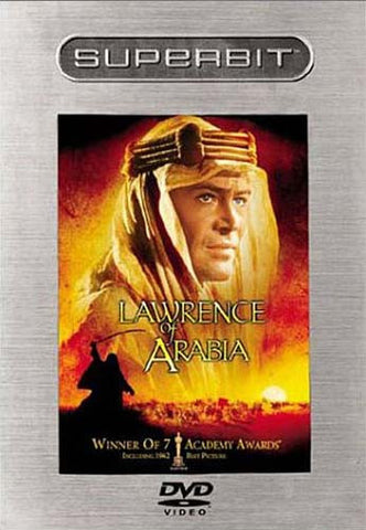 Lawrence of Arabia (Superbit Collection) DVD Movie