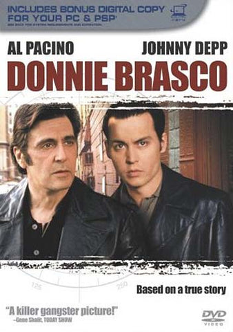 Donnie Brasco - Digital Copy Expired DVD Movie