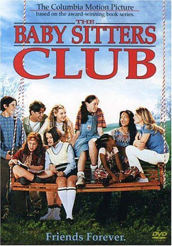 The Baby Sitters Club (1995) DVD Movie