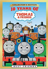 Thomas and Friends, 10 Years of - Best Friends (Collector's Edition)