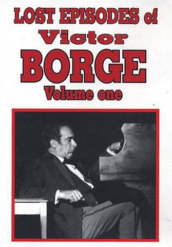 Lost Episodes of Victor Borge Volume 1 DVD Movie