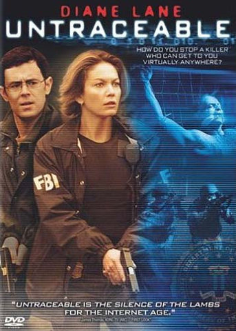 Untraceable DVD Movie