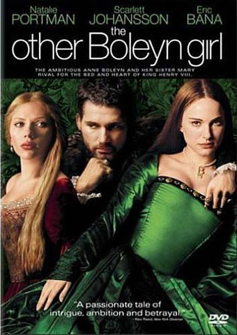 The Other Boleyn Girl (2008) DVD Movie