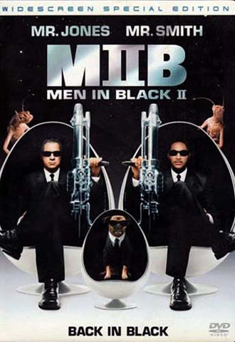 Men in Black II (Widescreen Special Edition) DVD Movie