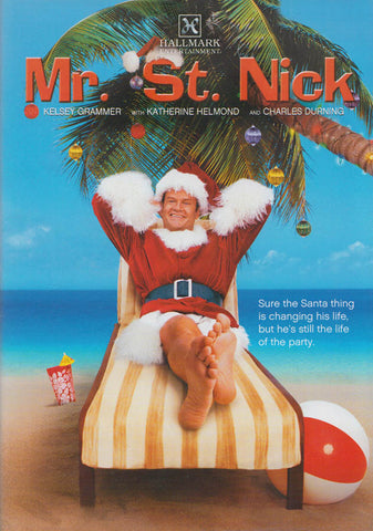 Mr. St. Nick DVD Movie