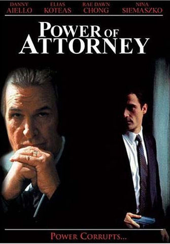 Power of Attorney DVD Movie
