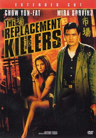 The Replacement Killers (Extended Cut) DVD Movie