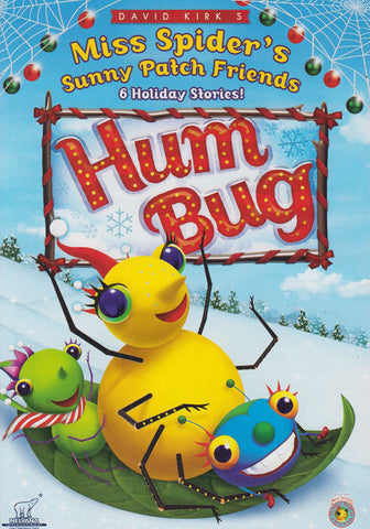 Miss Spider's Sunny Patch - Hum Bug - 6 Holiday Stories DVD Movie