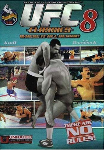 Ultimate Fighting Championship Classics - Vol. 8 DVD Movie