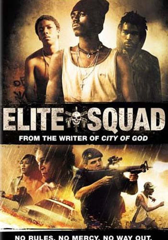 Elite Squad DVD Movie