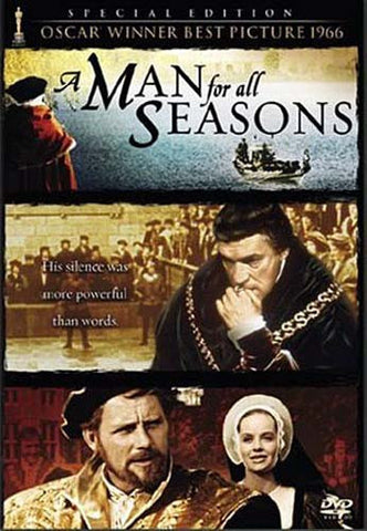 A Man for All Seasons (Special Edition) (Bilingual) DVD Movie