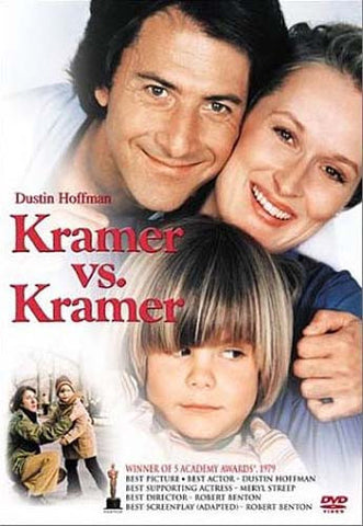 Kramer vs. Kramer DVD Movie