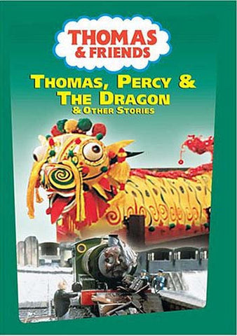 Thomas and Friends - Thomas, Percy And the Dragon And Other Stories DVD Movie