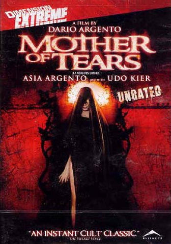 Mother of Tears (Unrated) DVD Movie