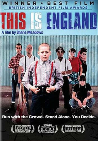 This is England (Bilingual) DVD Movie