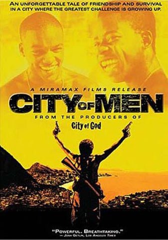 City of Men DVD Movie