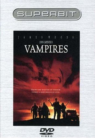 Vampires - John Carpenter's (Superbit Collection) DVD Movie