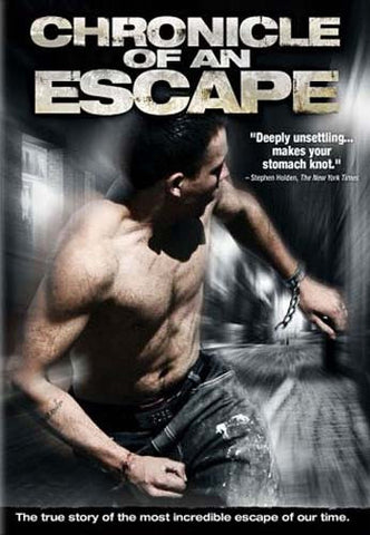 Chronicle of an Escape (Bilingual) DVD Movie