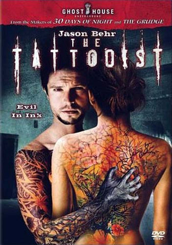 The Tattooist DVD Movie