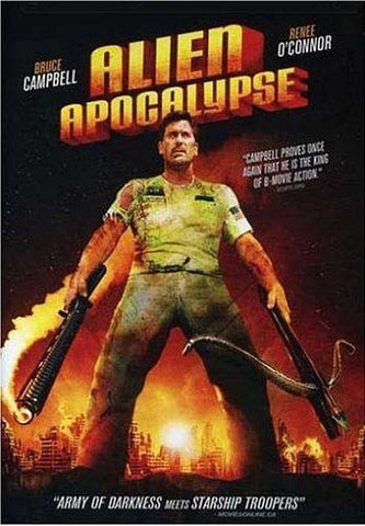 Alien Apocalypse DVD Movie