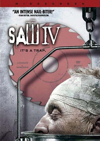 Saw IV (Widescreen Edition) DVD Movie